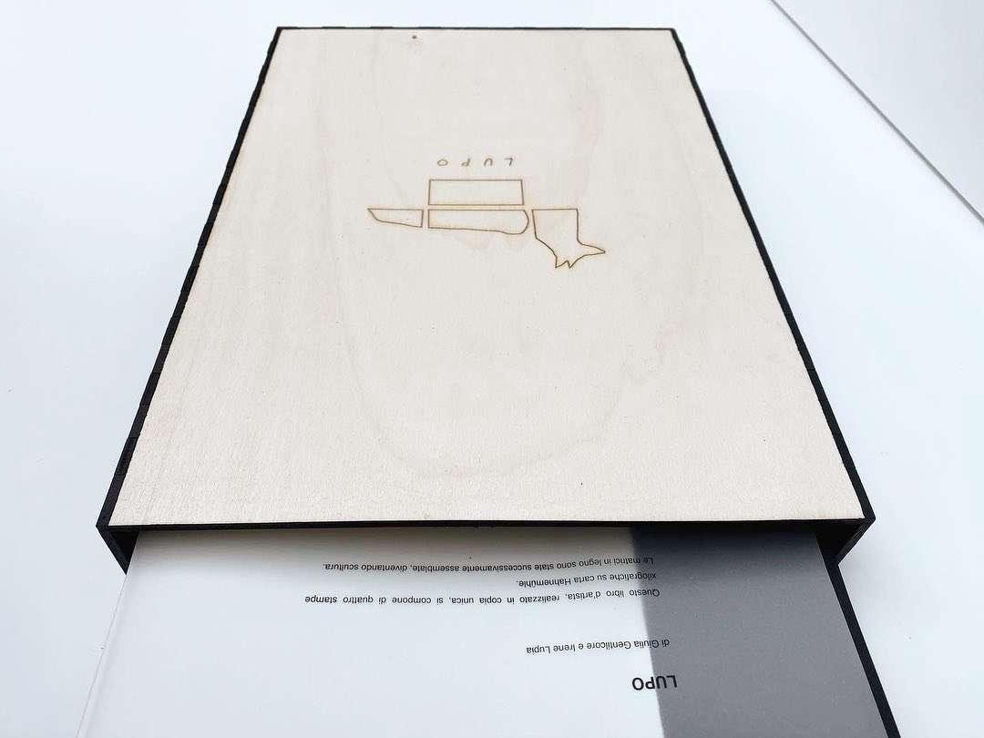WOLF (artist's book)